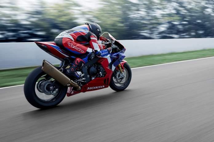 AHM rilis Honda CBR1000RR-R