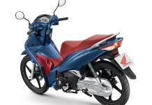 New Honda Wave 125i 2020 Blue Metallic