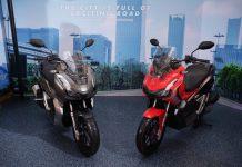 Honda ADV 150 Thailand