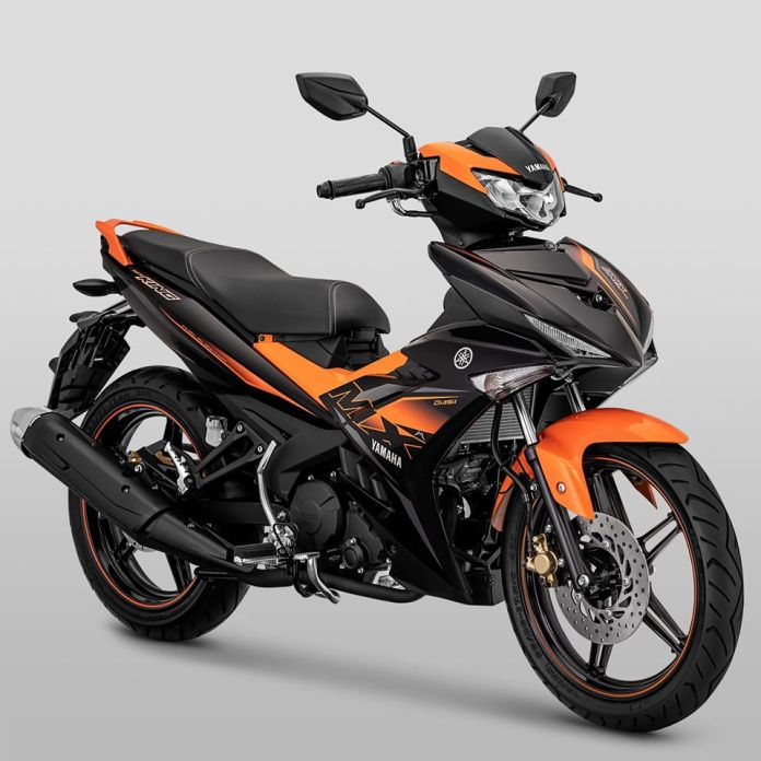 Yamaha MX King 2020 Orange