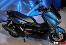 perbedaan Yamaha All New Nmax ABS dan Non ABS