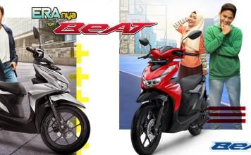 Warna All New Honda BeAT 2020