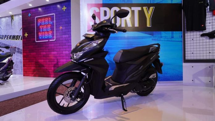 Aksesoris All New Honda BeAT LED