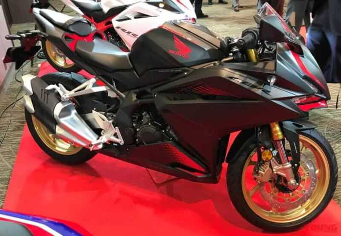 Honda CBR250RR 2020 Matte Black