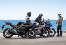 Warna Yamaha R25 2020