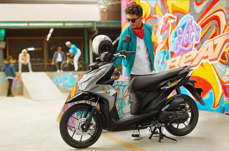 3 Warna Honda Beat Street 2020 Harga Dan Spesifikasi Bmspeed7 Com
