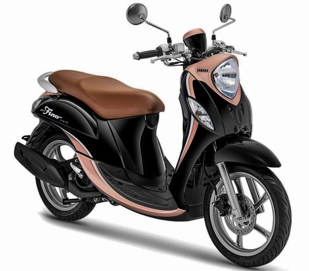 Yamaha Fino 2020 Hitam