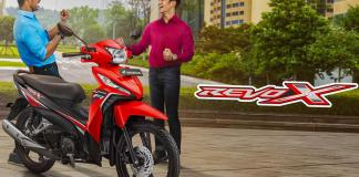 Warna Honda Revo X 2020