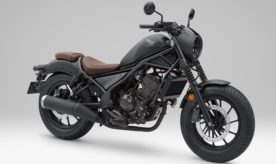 Honda Rebel 250 S Grey