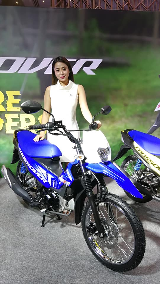 Suzuki Raider J Crossover Filipina