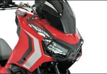 Aksesoris H2C Honda ADV 150