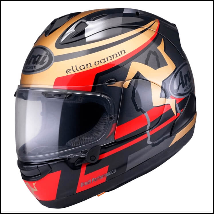 Arai RX7X Isle of Man TT 2020 Limited Edition