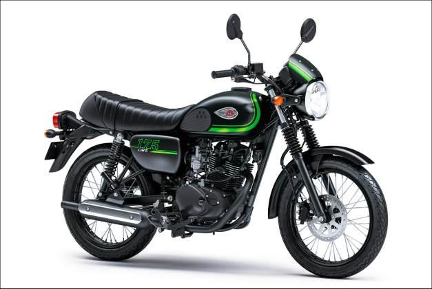Spesifikasi Kawasaki W175 Cafe 2020