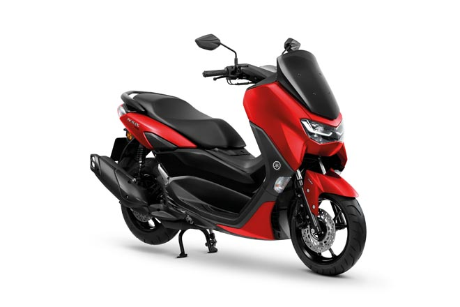 Yamaha Nmax Thailand Red