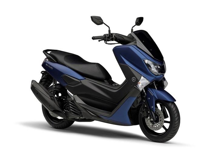 Yamaha Nmax 125 Matte Blue