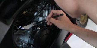 Gesek Nomor Mesin Motor
