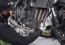Knalpot Racing Yoshimura Kawasaki ZX25R Full System