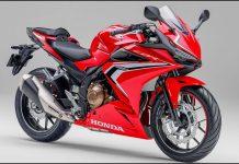 Honda CBR400R 2020 Red