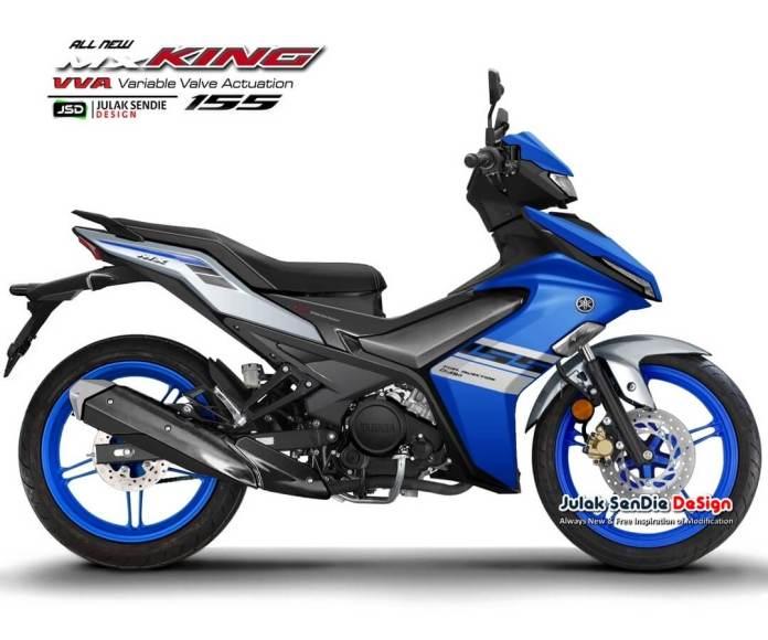 Yamaha MX King 155 VVA (CG) Julak Sendie Design