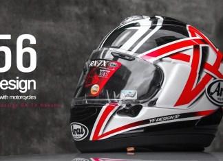 Arai x 56 Design