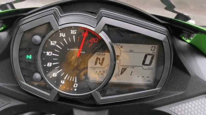 Limiter Kawasaki ZX25R