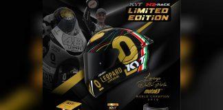 KYT NZ Race Limited Edition Dalla Porta
