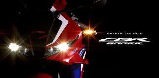Honda CBR600RR 2021 - Awaken The Race