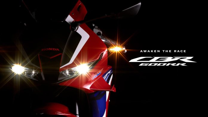 Honda CBR600RR 2021 - Awaken The Race