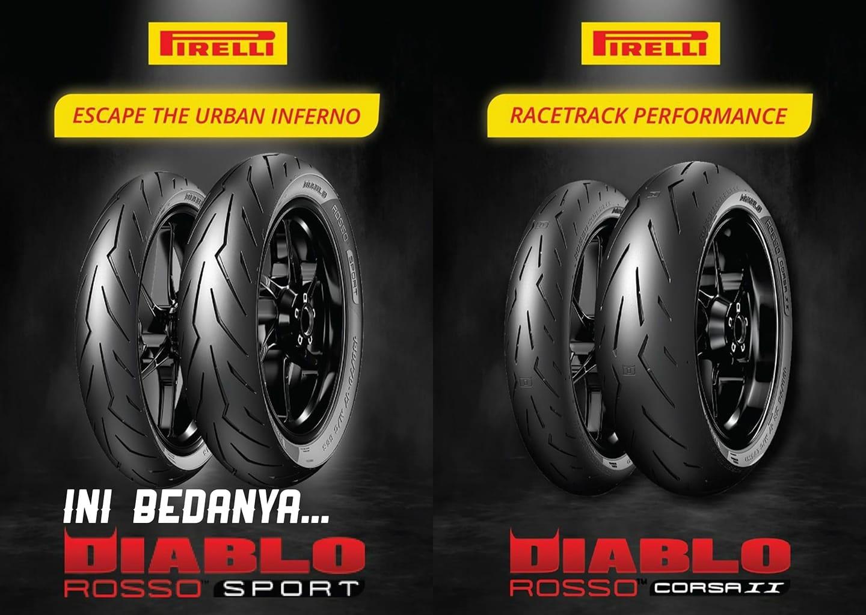 Perbedaan Ban Pirelli Diablo Rosso Sport Dan Corsa Ii Bmspeed7 Com