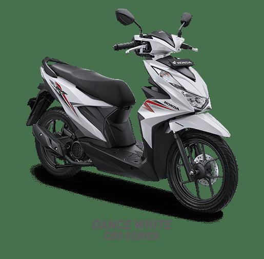 Honda BeAT 2021 Dance White