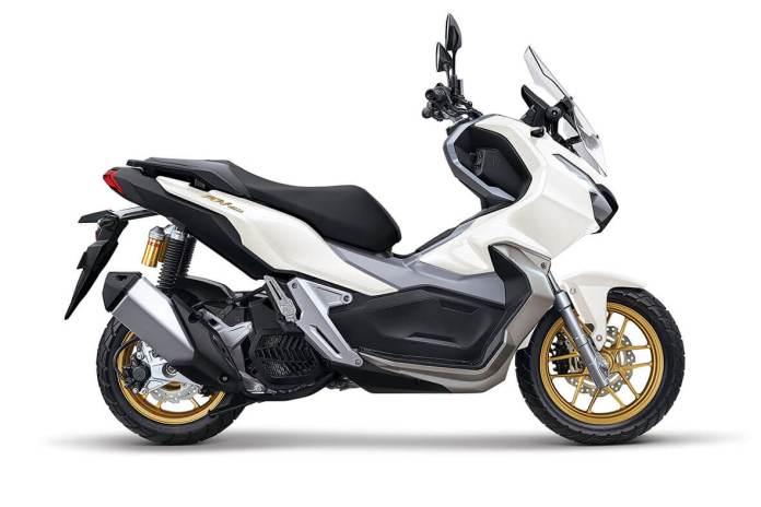 Honda ADV 150 2020 Putih Velg Emas