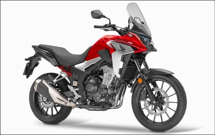 Harga Honda CB500X 2021