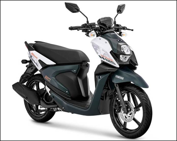 Yamaha XRide 125 2020 Exclusive White
