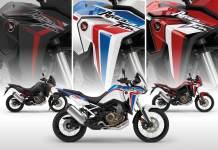 2021 Honda CRF1100L Africa Twin
