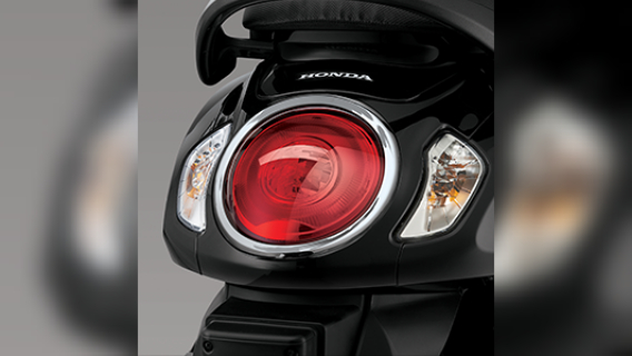Aksesoris New Scoopy Garnish Taillight