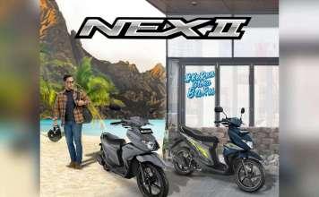 Suzuki Nex II Terbaru 2021
