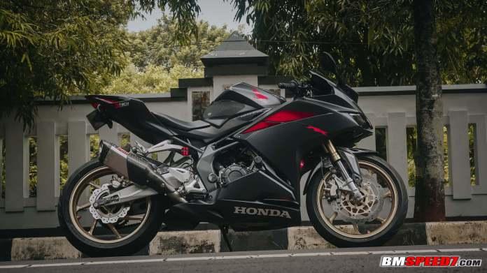 Ukuran Ban Honda CBR250RR