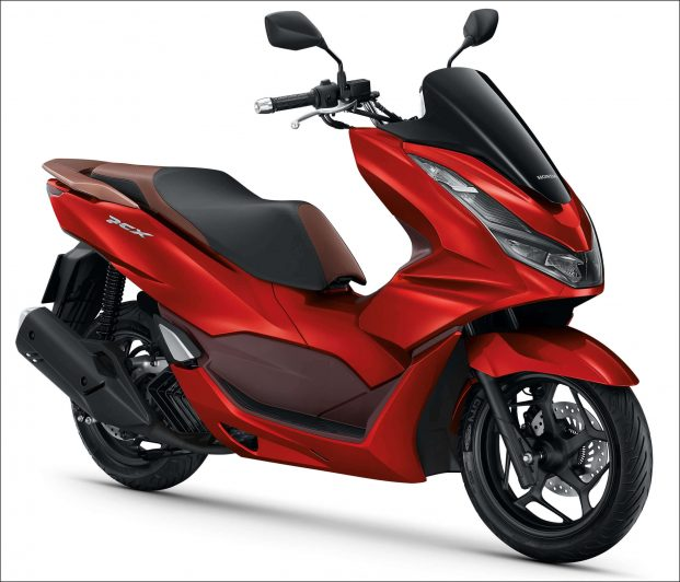PCX 160 ABS Red