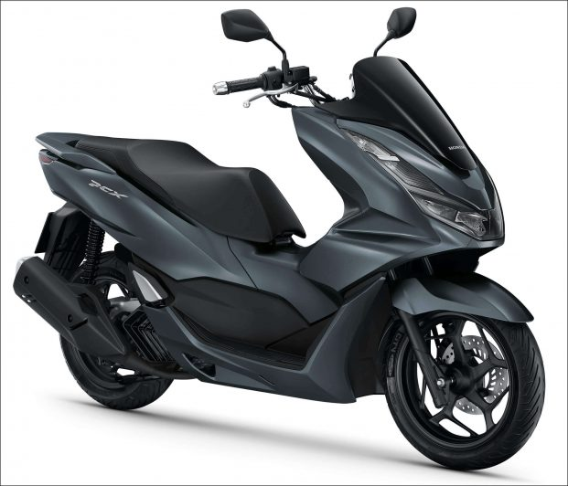 PCX 160 STD Grey