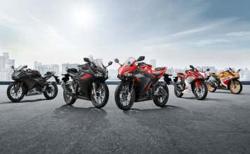 All New Honda CBR150R 2021 K45R
