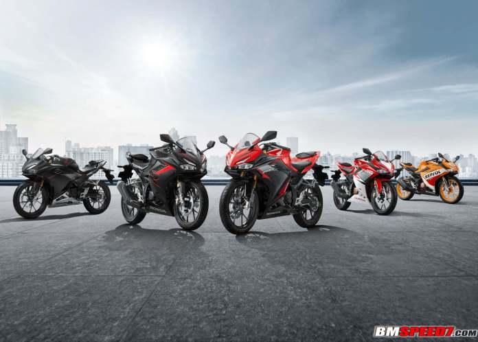 All New Honda CBR150R 2021 K45R