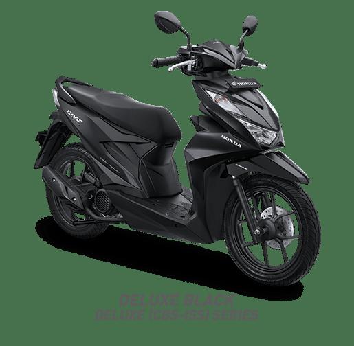 Honda BeAT 2021 Deluxe Black