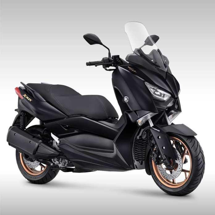 Yamaha XMAX 250 Matte Black