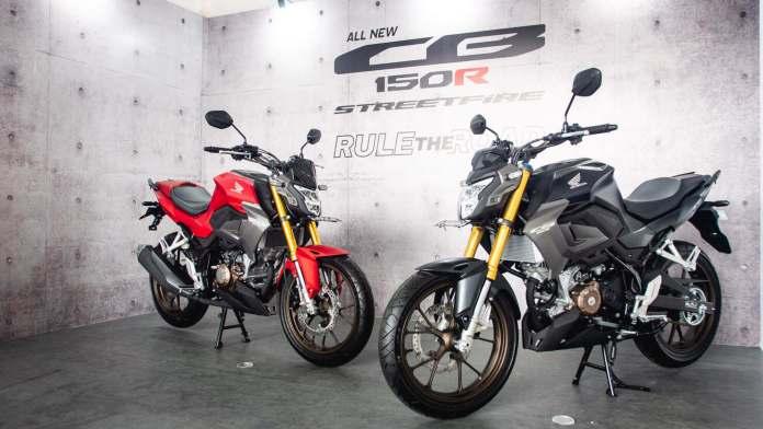 Harga Honda CB150R Jawa Tengah