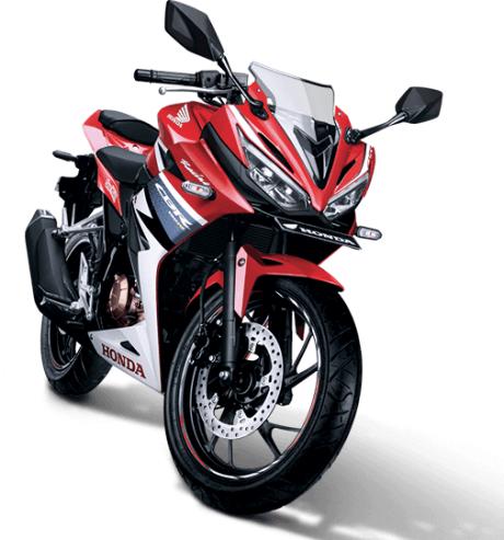 Honda-new-CBR150R-merah