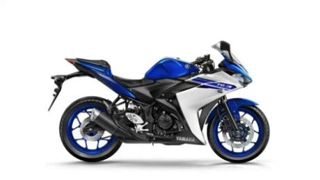 Yamaha YZF-R25 Race Blue