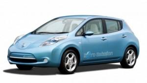 charger une voiture électrique