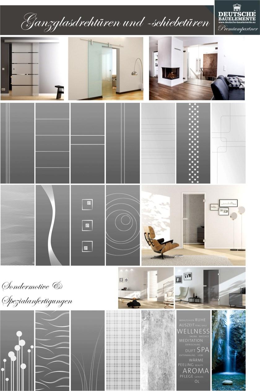 Glastürengalerie aus DB Katalog