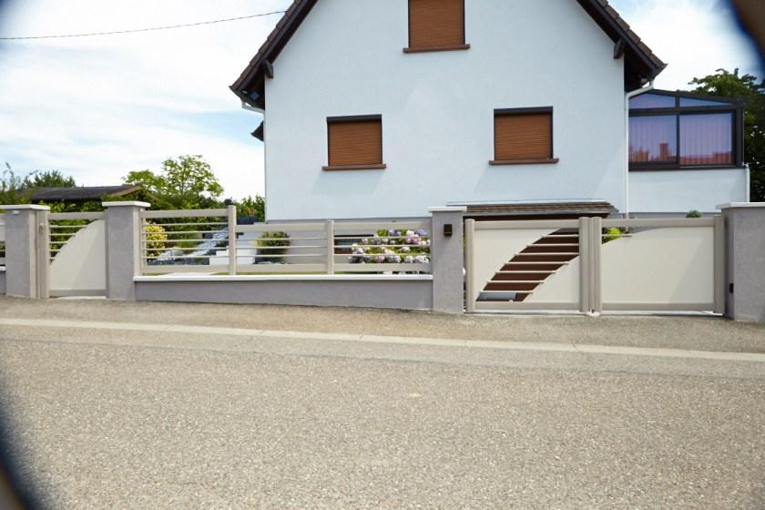 _MG_1394BMT Deutsche Bauelemente, Aluminiumtore, Zäune und Tore,Leipzig, Zäune, Tor, Tore aus Aluminium, Zaun und Tor, Haustüren, Wintergarten, Terrassendach