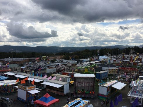 The Buckwheat Festival in Kingwood, W. Va. is Preston County's local fair. The event was held from Sept. 27-Oct. 2, this year.